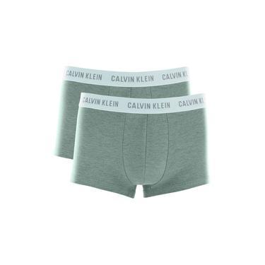 Kit 2 Cuecas Sunga Mini Boxer Calvin Klein Cotton C11.02