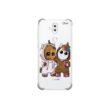 Capa P/ Zenfone 5 Selfie Pro 1601 Grootcornio