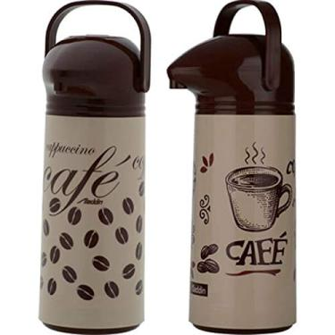 Garrafa Térmica Continnetal Plus Coffee Cor Sortida 3229 (Emb. contém 6un. de 500ml) - Aladdin