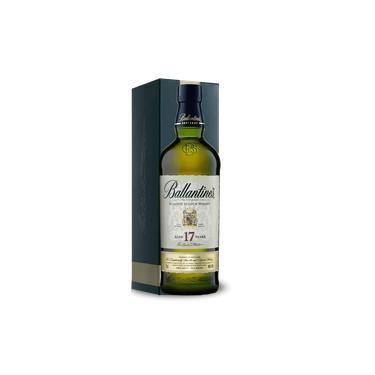 Whisky Ballantine's 17 Anos 750ml
