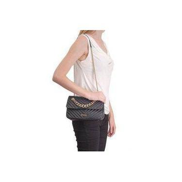Bolsa Feminina Tiracolo Pequena Dumond Shoulder Bag Matelassê 485049
