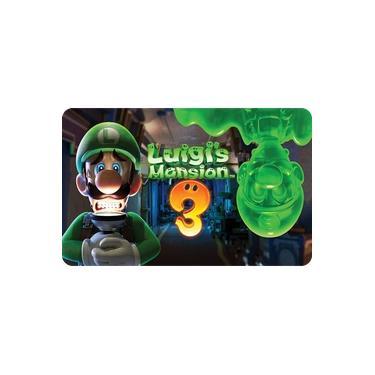 Gift Card Digital Nintendo Luigi's Mansion 3 para Nintendo Switch