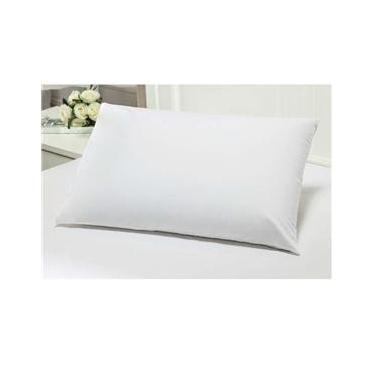 Imagem de Fronha Soft Touch Plumasul 300 Fios Branco - 50 x 90 cm