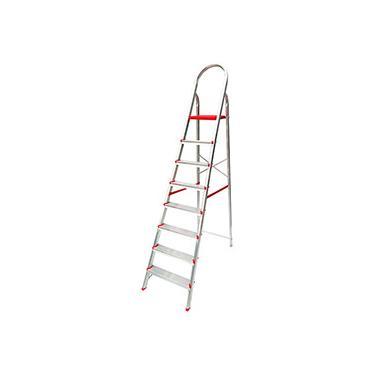 Imagem de Escada de 8 Degraus Botafogo Lar&Lazer Suprema - Alumínio