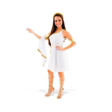Fantasia Deusa Grega Adulto Heat Girl Completa Sulamericana 398caf4233b