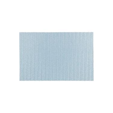 Imagem de Jogo Americano 30cm x 45cm Anti Slip Azul Color Art Corttex 4 peças