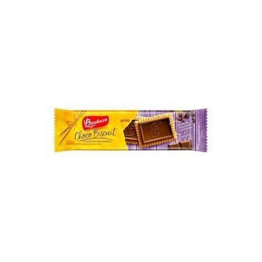 Choco Biscuit Chocolate Amargo Bauducco 80g