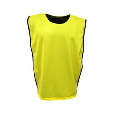 c6d3343693 Kit Colete Dupla Face com 14 peças - Kit 14 Coletes Duplo Amarelo x Preto -