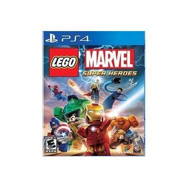 Lego Marvel Super Heroes - PS4 (Legendas em Português)