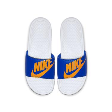 Chinelo Nike Benassi 'Just Do It' Print Masculino