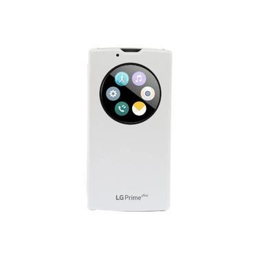 Capa Prote Quick Circle Branca Prime Plus 3g Com Tv Digital Lg-ccf605bwi