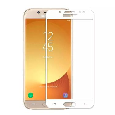 Película de Vidro 3D Samsung Galaxy J7 Pro - Preto