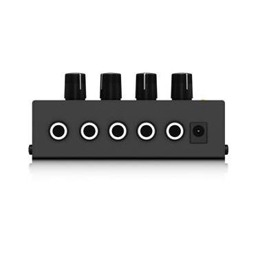 Amplificador de fones de ouvido Microamp HA400 Behringer
