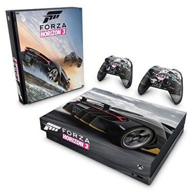 Skin Adesivo para Xbox One X - Forza Horizon 3