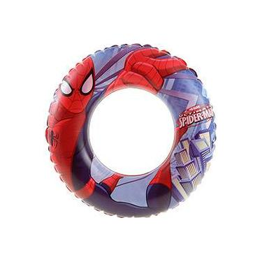 Boia Circular Marvel Homem Aranha 56cm - Bestway