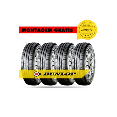 Kit 4 Pneus 175/65 R14 82t R1l 414040 Dunlop Cod.ref Ka /corsa /fox /palio /corolla /clio /fit /inca