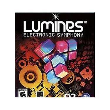 Jogo Novo Lumines Electronic Symphony Pra Psvita Lacrado