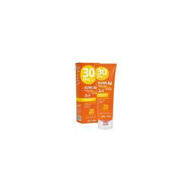 Protetor Solar Esportivo Sunlau 30 Fps + Repelente Icaridina