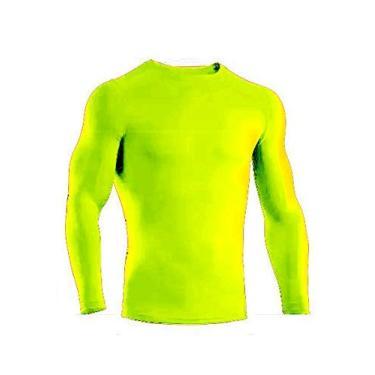 Camisa Térmica Segunda Pele Extreme Thermo MISTA frio/calor Moderados Manga Longa Tamanho: M Cor: Marinho