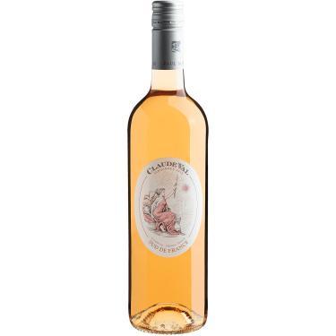Vinho Rosé -  Claude Val Rosado 2018  - França Domaines Paul Mas