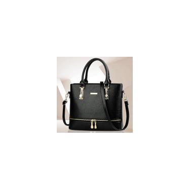 Imagem de Nova Moda Feminina Bolsa Tote Bolsa Bolsa de Ombro pu Leather Satchel Messenger Bags