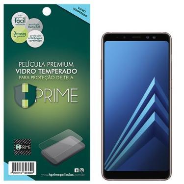 Pelicula de Vidro Temperado 9h para Samsung Galaxy A8 2018, HPrime, Película Protetora de Tela para Celular, Transparente