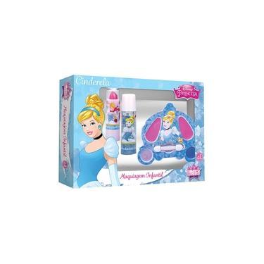 Imagem de Disney - Kit Cinderela - Estojo, Batom e Brilho