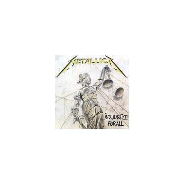 Imagem de Cd Metallica -... And Justice For All