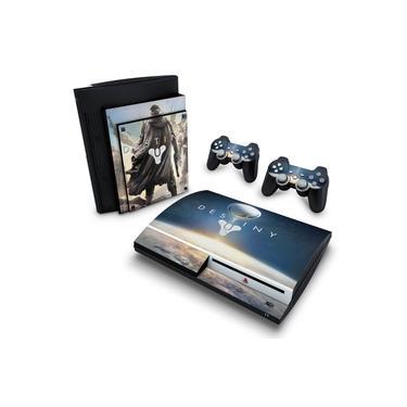 Skin Adesivo para PS3 Fat - Destiny