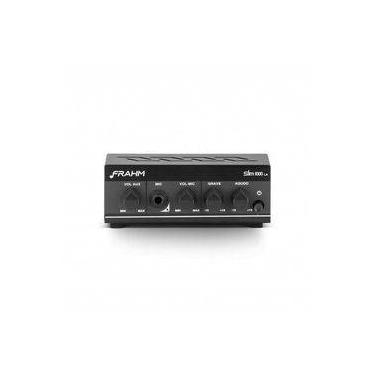 Amplificador 2 Canais Slim 1000 La G2 40wrms - Frahm