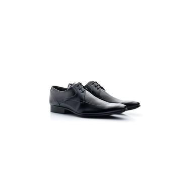 Sapato Social Masculino Bigioni Couro Preto 363