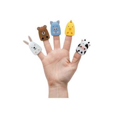 Fantoche Dedos Dedoches Animaizinhos Buba