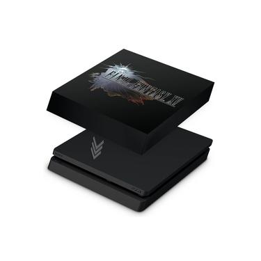Capa Anti Poeira para PS4 Slim - Final Fantasy XV #A