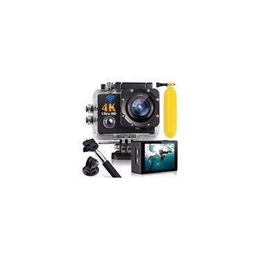 Imagem de Ultra Câmera Action Go Cam Pro Sports 4k Wifi Prova D'água