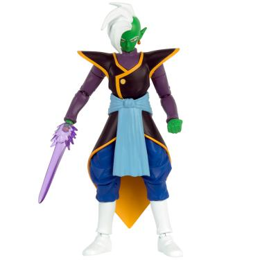 Dragon Ball Super Boneco Articulado Zamasu - Fun Divirta-Se