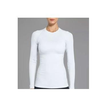 Camiseta Térmica Feminina Manga Longa Lupo I-max - 71012