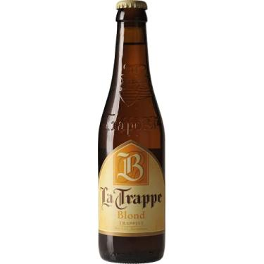 Cerveja La Trappe Blond - gfa 330 ml La Trappe 330Ml