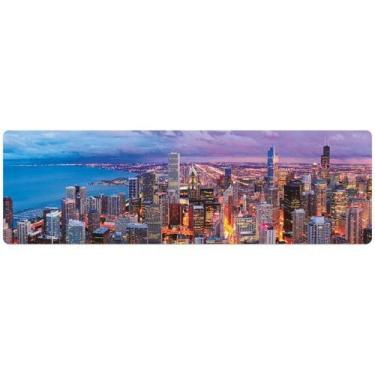 Imagem de Quebra-Cabeça 1500 Peças Skyline De Chicago - Toyster