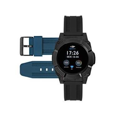 a1e55926a50 Relógio Mormaii Revolution Smartwatch Touch Mosrab 8p Preto