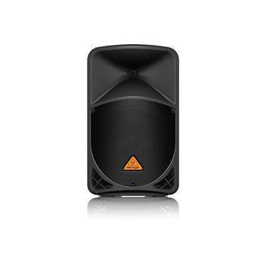 Caixa Acústica Ativa Behringer Eurolive B112mp3 1000 Watts Com Mp3