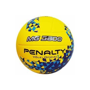 Imagem de Bola De Vôlei Penalty Oficial Mg 3600 Ultra Fusion Amarela