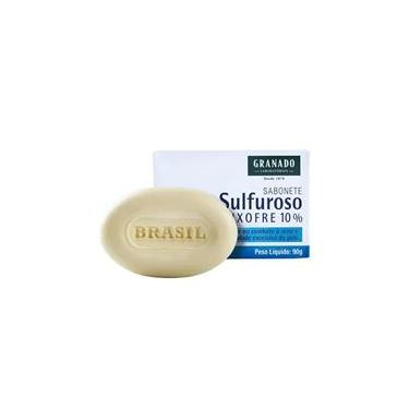 Granado Sulforoso Enxofre 10% Sabonete 90g