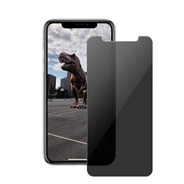 Película De Vidro Privacidade Anti Spy para Iphone Xs Max 6,5 Polegadas