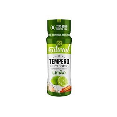 Tempero Zero Sódio 50g - SS Natural