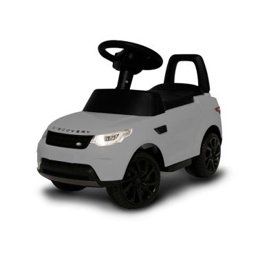 Mini Carro Eletrico 6V Infantil Land Rover Discovery Prata Bw080pr Importway