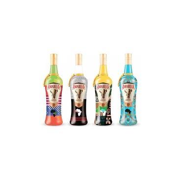 Licor Amarula Cream & Marula Fruit 1L - Edição Limitada Regiões