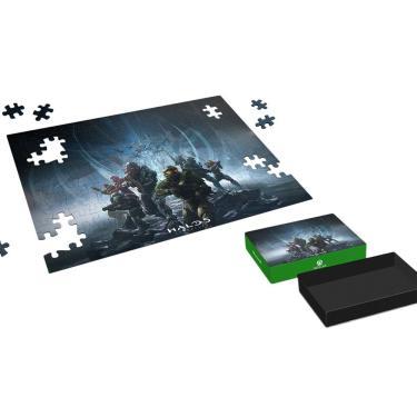 Novo Quebra Cabeça Puzzle Halo 5 150 Peças