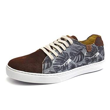 Sapatênis Shoes Grand Beach Floral Adão Terra (44)