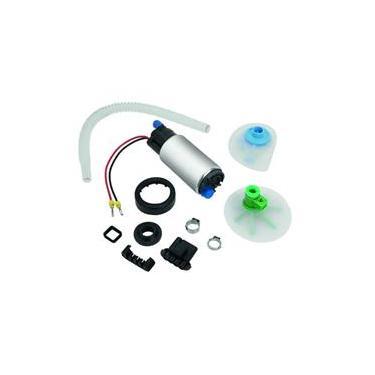 Kit bomba elétrica de combustível flex c/ tubo e pré filtro para Agile Astra Celta Corsa Meriva Montana  Nova Montana Novo Corsa Prisma Vectra Zafira