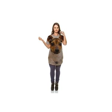 Mini Vest Cachorro Fox Paulistinha